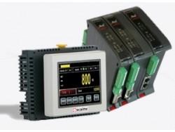 Gama de controladores de pesaje industrial eNod4.