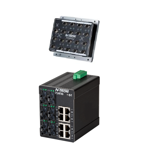 N-tron 716TX 16 Port Ethernet Switch