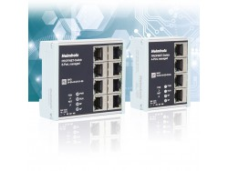 Switch Profinet  de 8 puertos gestionable Helmholz