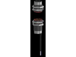 Sensor de Seguridad de Máquina 7SSR24V