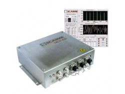 Sistema de adquisición de datos para sensores de fibra óptica MDX400T-X