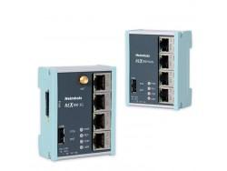 Componentes para redes industriales router VPN industrial Helmhloz REX 100