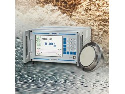 Sistema de medición de humedad para productos sólidos HUMY 3000