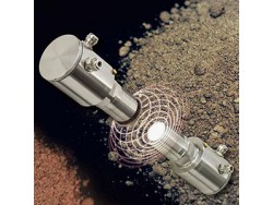 LCX Contactless level monitoring for bulk material