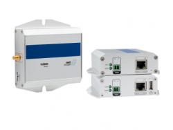 Enrutador industrial montado en la pared con UMTS y Ethernet