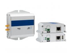 Router industrial para montaje en pared, con LTE y Ethernet