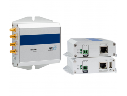 Wall-Mounted Industrial Router with LTE and Ethernet