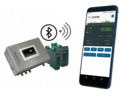 Aplicación para gestionar un eNod4 vía Bluetooth.