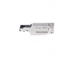 Conector Industrial Ethernet RJ45.