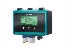 Control de presión diferencial Fischer DE90