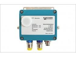 Tansmisor de presión diferencial 2 canales Fischer DE43, ATEX