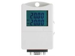 Registrador logger Comet para corriente 0-20MA, tension 0-5V y señal
