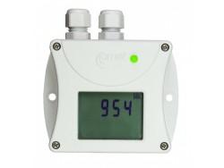 TRANSMISOR DE CO2 con comunicación RS485