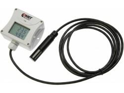 Control de temperatura transmisor de temperatura HR y presión baro con salida Ethernet Comet