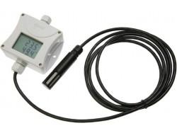 Control de temperatura transmisor de temperatura HR Y presión baro con salida RS232 Comet