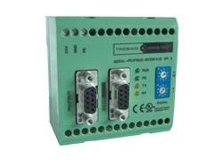 Componentes para redes industriales convertidor de redes serie PROFIBUS Trebing Himstedt SPI 3