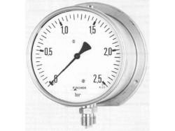 Control de presión diferencial manómetro Fischer DA04