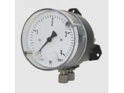 Control de presión diferencial manómetro Fischer DA12