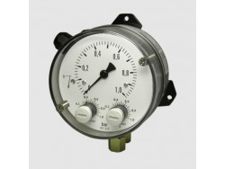 Control de presión regulador de presión diferencial Fischer DS11