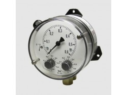 Control de presión regulador de presión diferencial Fischer DS21