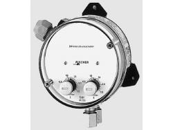 Control de presión regulador de presión diferencial Fischer DS13