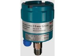 Control de presión transmisor Fischer ME49