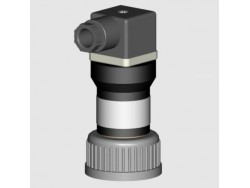 Control de presión transmisor Fischer ME69
