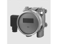 Control de presión diferencial transmisor Fischer DE13