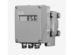 Control de presión diferencial transmisor Fischer DE03