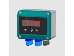 Control de presión diferencial 2 canales Fischer DE44-2