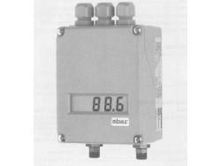 Control de presión diferencial switch Fischer DE51