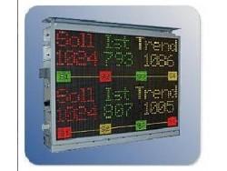 Indicador de gran tamaño Wibond pantalla gráfica interior (tecnología plasma)