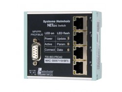 GATEWAY NETLink® Switch, pasarela Ethernet con interruptor de 4 puertos integrado