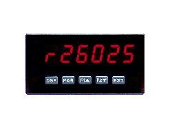Indicador de panel inteligente Red Lion contador /Tacómetro/ Cronómetro / esclavo serie PAX