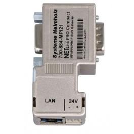 COMPONENTES PARA REDES INDUSTRIALES PASARELA, GATEWAY NETLink® PRO Compact, pasarela Ethernet PROFIBUS