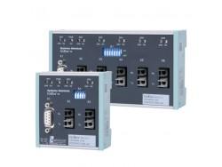 FLEXtra® FO Multiplexor y repetidor 2-way, 5-way PROFIBUS