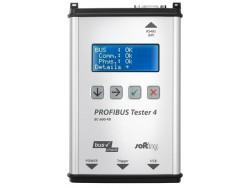 Equipo analizador de redes PROFIBUS - PROFIBUS Tester 4 (BC-600-PB)