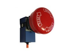 Sistema de parada de emergencia de fibra óptica Micronor MR 380-ESTOP