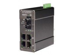 105FX MDR Unmanaged Industrial Ethernet Switch