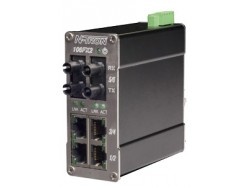 106FX2 Unmanaged Industrial Ethernet Switch