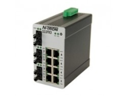 111FX3 Unmanaged Industrial Ethernet Switch