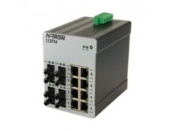 112FX4 Unmanaged Industrial Ethernet Switch