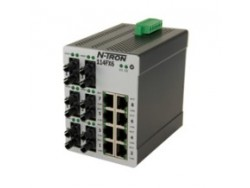114FX6 Unmanaged Industrial Ethernet Switch