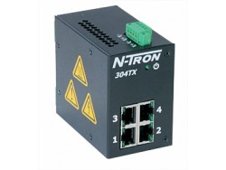 304TX-N Industrial Ethernet Switch with Monitoring