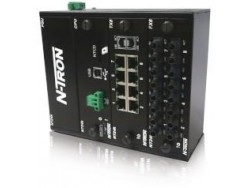 NT24K-DR Modular Managed Industrial Ethernet Switch