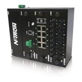 NT24K-DR Switch Ethernet Modular Gestionado Industrial