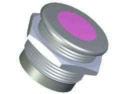 Pulsador táctil luminiso serie B 22 y B30 Comitronic BTI
