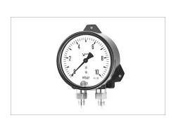 Control de presión diferencial manómetro Fischer DA08