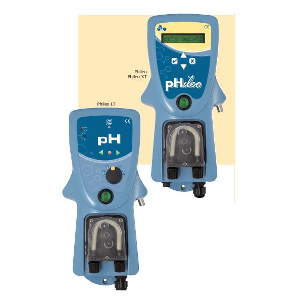 regulador de ph para piscinas phileo garma electr nica s l
