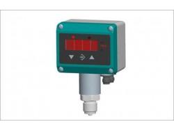 Manómetro / transmisor de presión manómetro Digital Fischer MS 12